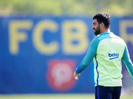 Arda Turan could return to Galatasaray. EFE/Archivo