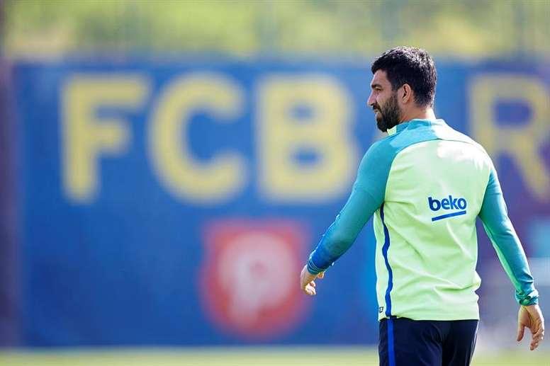 Arda Turan podría volver al Galatasaray. EFE