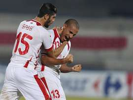 Khazri anotó el único tanto de Túnez. EFE/Archivo