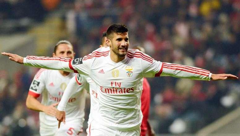 Lisandro López jugará en el Milan. EFE/Archivo