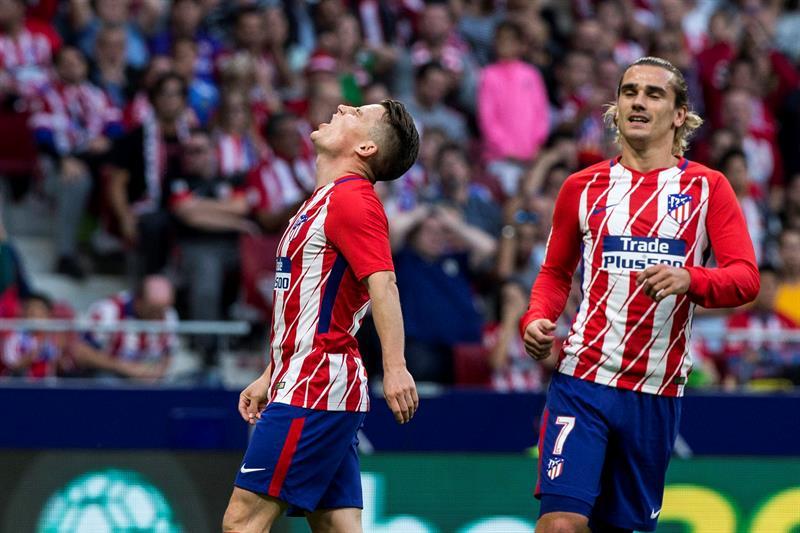 Coupe d'Espagne : l'Atlético mal embarqué, Valence s'en sort bien
