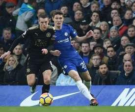 El Chelsea no dejará salir a Christensen. EFE