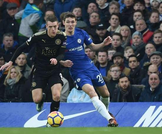 Christensen veut prolonger avec Chelsea. EFE