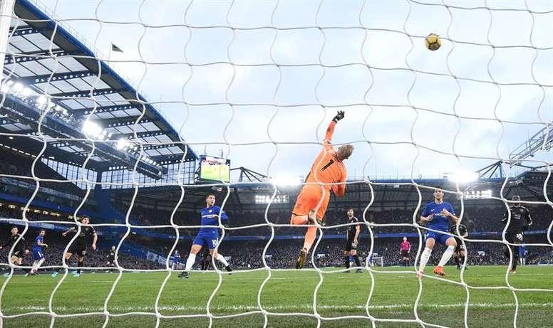 Un nuevo escándalo racial ha sacudido los cimientos del fútbol inglés. EFE/EPA