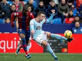 Jefferson Lerma ne veut pas causer d'ennuis supplémentaires au joueur espagnol. EFE