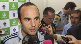 Donovan habló de la situación de Carlos Vela. EFE/Archivo