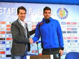 Mathias Olivera vuelve a estar disponible. EFE
