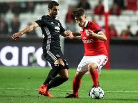 La Juventus accélère pour Alex Grimaldo et Joao Félix. EFE