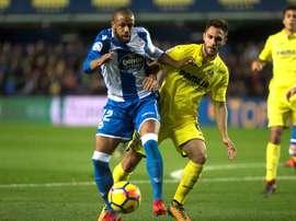 Si juega, Víctor Ruiz alcanzará los 200 partidos en Primera División. EFE