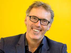 Laurent Blanc wants to manage in Rome. EFE