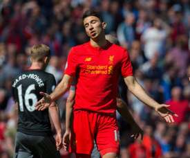 Grujic is set to commit his future to the club. EFE