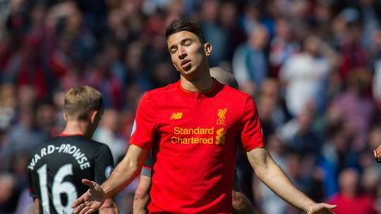 Grujic likely to stay at Liverpool. EFE