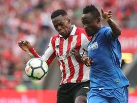 El Athletic suma seis victorias y dos empates ante los 'azulones'. EFE