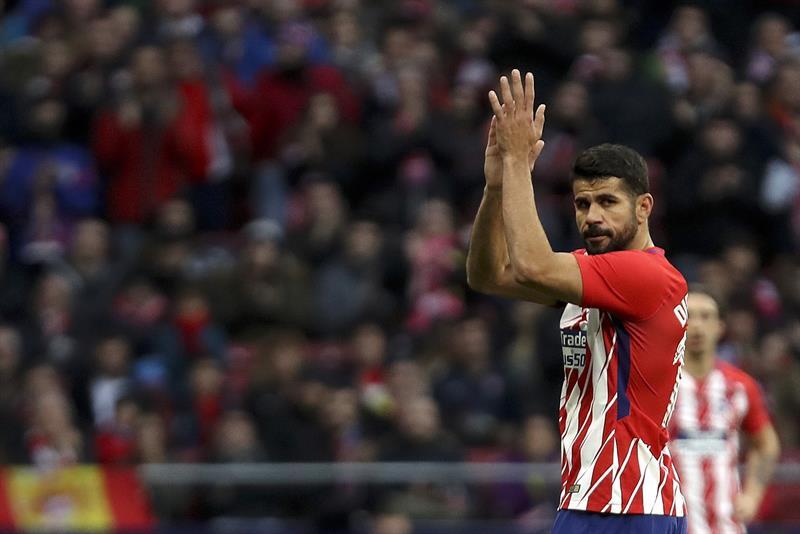 Atlético empató con Girona