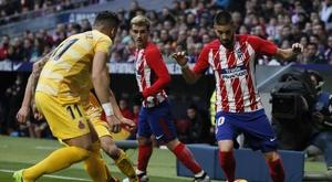 El Barcelona puede aumentar su diferencia el domingo. EFE