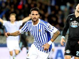Real Sociedad are well aware of Barcelona's interest. EFE