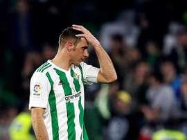 Joaquin ne sait plus quoi dire sur l'Argentin. EFE