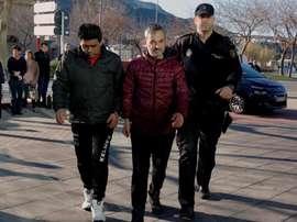 Los cuatros están acusados por favorecimiento a la inmigración ilegal, entre otras cosas. EFE