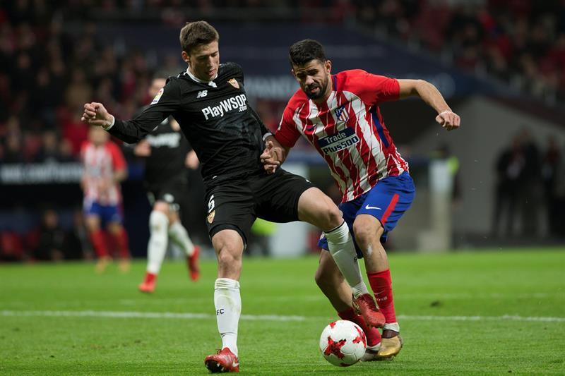 Atlético de Madrid anima la liga con goleada al Sevilla