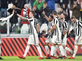 Juventus report new injury issues. EFE