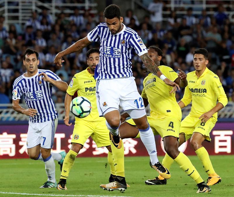 Con golazo del colombiano el Villarreal vence al Real Sociedad — Carlos Bacca