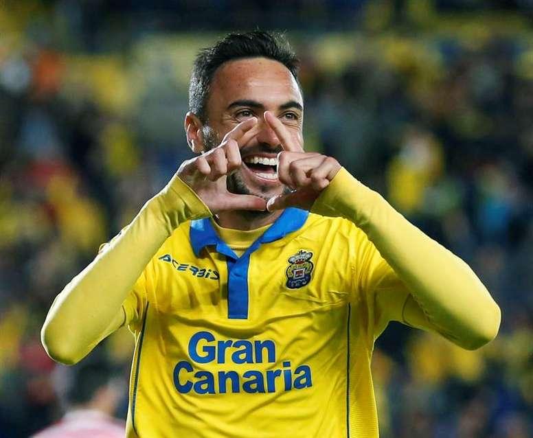 El futbolista expresó su deseo de volver a coincidir con Rubén Castro. EFE/Archivo