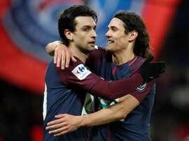 PSG segue em frente na Copa de França. EFE