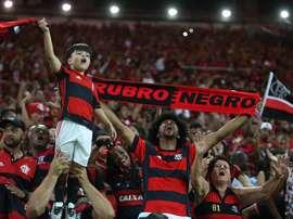 Flamengo visita a Macaca em Campinas. EFE/Archivo