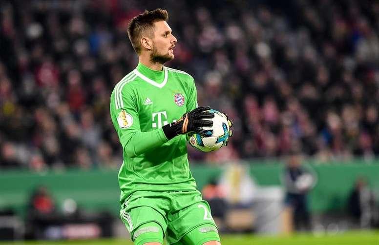 Ulreich ha cubierto sin problemas la baja de Neuer. EFE