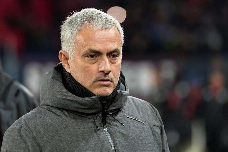 Mourinho backs video officiating with 'adjustments'. EFE