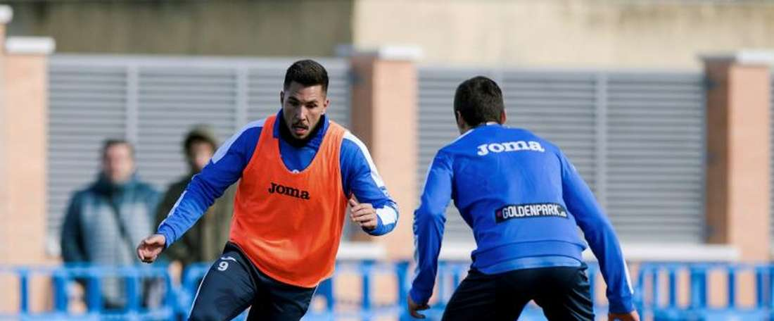Guerrero a analysé face à l'Espanyol Barcelone. EFE