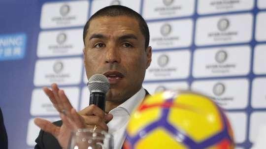 El ex del Inter sorprendió con sus declaraciones. EFE