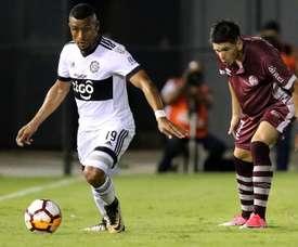 Independiente Santa Fe se ha interesado en él. EFE