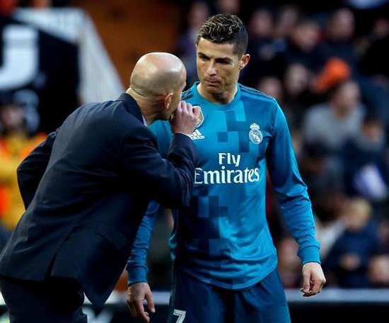 Cristiano, Benzema y Bale, los líderes del gol. EFE