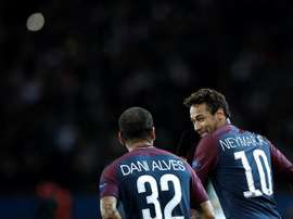 Dani Alves was one of