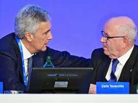 La Federación Italiana no eligió a su nuevo presidente. EFE