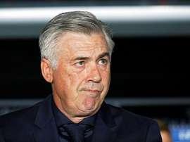 Ancelotti elogió a Gattuso. EFE/Archivo