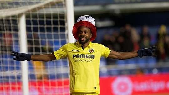 Bakambu podría volver a LaLiga de la mano del Valencia si Rodrigo se marcha. EFE