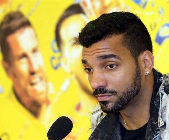 Michel é ex-jogador do Las Palmas da Espanha. EFE/Archivo