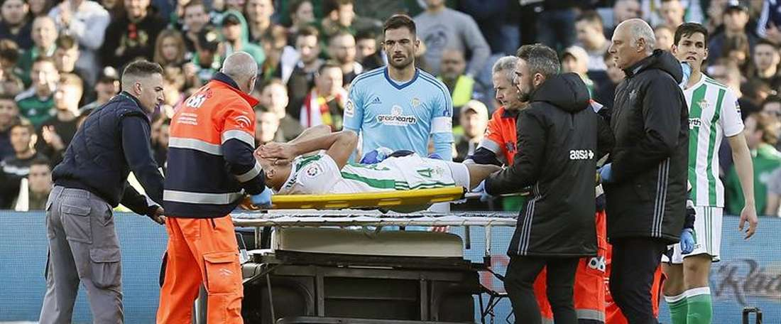 Moroccan Feddal suffers injury, could miss World Cup. EFE