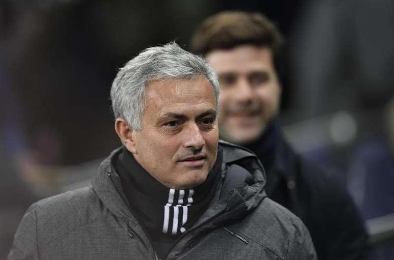 El central francés gusta a Mourinho. AFP