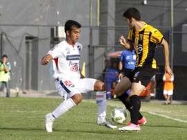 Guaraní y Carabobo se juegan el pase a la siguiente fase de la Libertadores. EFE/Archivo