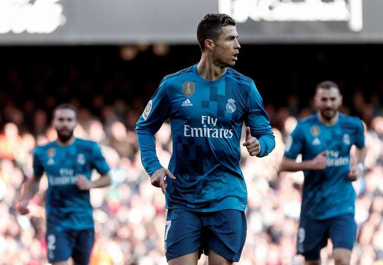 Zidane a choisi les 19 joueurs qui recevront la Real Sociedad au Bernabéu. EFE