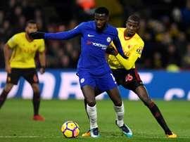 Chelsea accepterait de prêter Bakayoko à Monaco. EFE