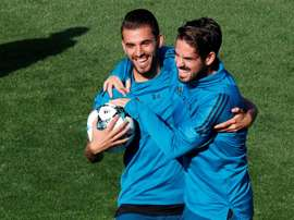 Ceballos va-t-il quitter le Real à la fin de saison ? EFE