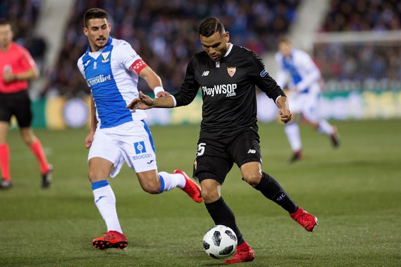 Sin Layún, el Sevilla buscará llegar a la Final