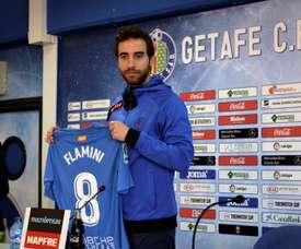 Flamini ne jouera probablement pas la rencontre au Camp Nou. EFE