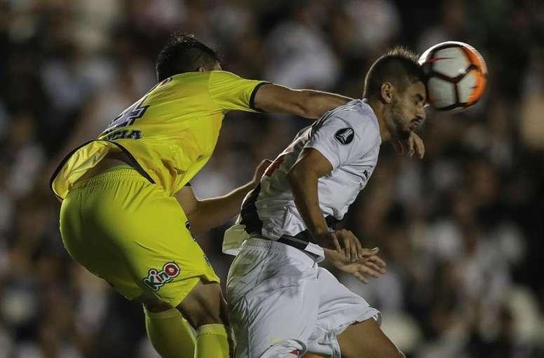 Importante victoria de Vasco. EFE