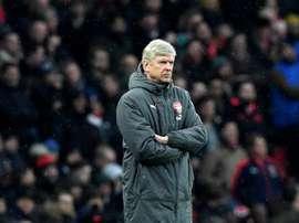 Wenger  não gostou que Guardiola pedisse  protecção extra para seus jogadores. EFE
