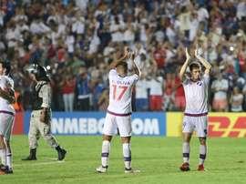 Así fue la jornada en el campeonato uruguayo. EFE